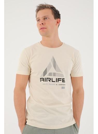 Airlife Tişört Bej